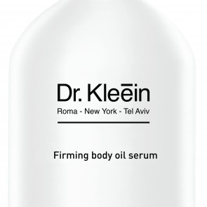 Firming body oil serum